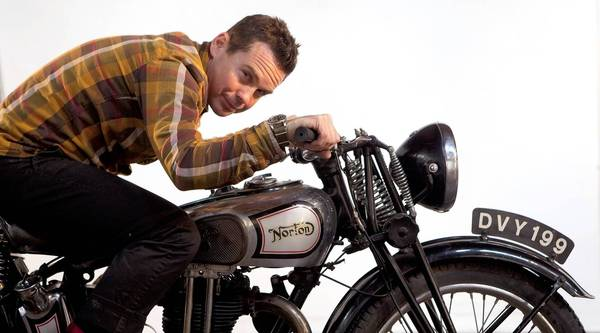 Film Industry Motorcycle Repair and Customization